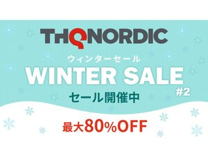 THQ Nordic JapanがPS Storeで最大80%オフの「ウィンターセール 2020 第二弾」を開催中!