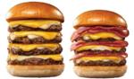圧倒の4段バーガーがお安く!ロッテリア絶品ツリーキャンペーン