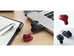 エレコム、USB端子にそのまま挿せる充電台付きBluetoothハンズフリーヘッドセット「LBT-HSC31」など