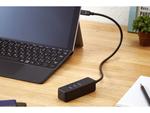 エレコム、USBデバイスと充電器をまとめられるPower Delivery対応のUSB Type-Cハブ新発売