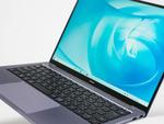 強力8コアRyzen搭載の薄型実用派PC「HUAWEI MateBook 14」の性能に接近