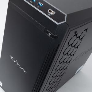 RTX 3070搭載でゲームプレイにおける王道構成、しかもコンパクトでエアフロ―もグッドなミニタワー「G-Tune XM-Z」をチェック