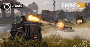 MMOクラフト系カーアクション「CROSSOUT」、「クリーン・アイランド」アップデートがリリース