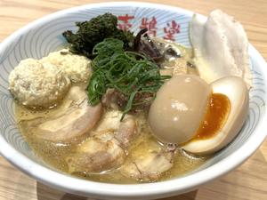 """すべてが""""鶏""""づくし! 下北沢「壱鵠堂」はラーメンも飲みもゆったり楽しめる"""