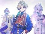 """コードギアス""""初""""のスマートフォンゲーム『コードギアス Genesic Re;CODE』発表!"""