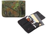 ノートPCやタブレットを安全に携帯できるポケット付き「PDCAバッグインバッグ カモフラージュ」が70%オフ