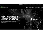 Seagate、高性能演算や高いセキュリティーを実現するRISC-Vコアを設計