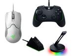 Razer、ゲーミングマウス「Viper」のホワイトモデルなどゲーミングギア4製品