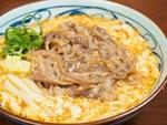 丸亀製麺、冬の逸品「肉たまあんかけうどん」が復活!食べるっきゃない