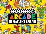 Switchにカプコンの名作アーケードタイトルが集結!『カプコンアーケードスタジアム』が2021年2月に配信決定!