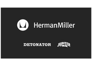 ハーマンミラー、プロゲーミングチーム「DETONATOR」および「JUPITER」とスポンサー契約と締結