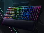 Razer、ゲーム向けメカニカルキーボードの無線モデル「BlackWidow V3 Pro」