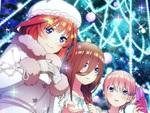 ゲームアプリ『五等分の花嫁』12月18日より新イベント「五つ子ちゃんと冬のお出かけ ~イルミネーションラビリンス~」を開催!
