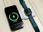 アップル「MagSafeデュアル充電パッド」実用レベルで充電速度も◎