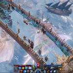 MMORPG「LOST ARK」の新大陸「ロヘンデル」先行体験、自然豊かでファンタジーな空中大陸を散策!