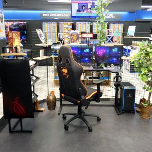 ドスパラ店舗がユーザーの元(都外)へ、見て触れる体験型PCショップ「ドスパラ前橋インターアカマル店」をみてきた