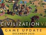 『シヴィライゼーション VI』12月の無料アップデートが配信中!出現する都市国家を選べるように