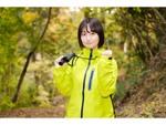 アプガ(仮)の新井愛瞳が天然水の森で保全活動を体験!
