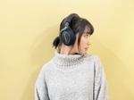 歌手 上野優華が、注目の高級ヘッドホンを聴き比べ。SHUREとB&Wどっちが好き?
