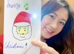 光るクリスマスカードを作る 子どもとやりたい回路の工作