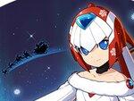 """『ロックマンX DiVE』にクリスマス仕様の""""レヴィアタン""""登場!ダイヴカプセル「メリークリスマス」開催!!"""