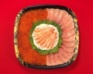 1.5kgの豪快「ドでか寿司桶」「三段つかみ寿司」など、かっぱ寿司の冬は盛りだくさん
