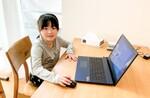 世界の子どもたちに追いつき追い越せ 東京都・小学3年生「真田夏さん」のマイ・ファーストPCがやってきた!