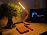 魚沼産スノービーチ(ブナ材)で創った「TANZAKU Lamp」を手に入れた!
