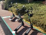日本初!西新宿で電動キックボードの公道実証に挑戦