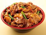 オリジン、にんにくガッツリ「ガーリック豚丼」期間限定で発売