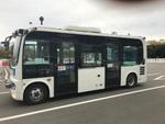 NEC、5G技術による完全自動運転バスの公道実験へ