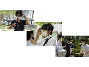 都庁職員が5Gを体験~5Gは人と人を繋ぐ~—東京都 戦略政策情報推進本部