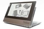 ThinkBook Plus 実機レビュー = 液晶裏に電子ペーパーを内蔵した未来のPCだ