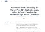 最後まで中国への強硬姿勢示すトランプ大統領、今度はAlipayなどの中国製アプリに禁止令