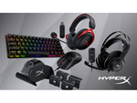 HyperX、CES 2021にてゲームミングデバイスを発表