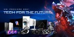 MSI 、オンライン発表会で最新GPUなど2021年の新製品を紹介