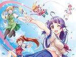 『ぎゃる☆がん りたーんず』Nintendo Switch用ダウンロード版の予約が本日よりスタート!