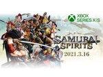 『SAMURAI SPIRITS』がXbox Seriesで3月16日に発売!スマートデリバリーにも対応!!