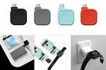 ケーブルフリーの超小型磁気充電ドック「Maco Go」の新色レッド発売、エリーゼジャパン
