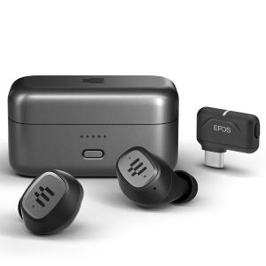 USBドングルで低遅延を実現した完全独立型のゲーミングイヤフォン「EPOS GTW 270 Hybrid」