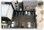 3D-LiDARを活用した駐車場システム ロック板が不要に