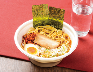 ローソン「辛辛魚らーめん」チルド麺で新登場 1月26日~