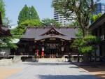 十二社熊野神社、節分祭で2月2日に御朱印を受付