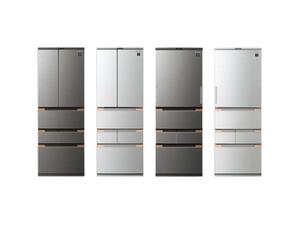プラズマクラスター冷蔵庫の新モデル2機種を発売、シャープから