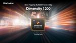 MediaTekの最新ハイエンド5G対応チップ「Dimensity 1200」搭載スマホを Blackviewがいち早く投入