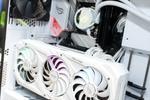 丸ごと白い自作PCが組める! ASUSの「WHITE EDITION」一式でPCを組み上げてみる