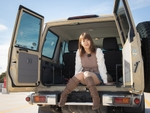 ランクル女子が愛車「ランドクルーザー76」に6年間乗ってわかった良いトコ悪いトコ
