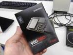 SamsungのNVMe M.2 SSD「980 PRO」シリーズに2TBモデルが加わる