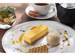 【新宿グルメ】ピエール・エルメの「ニューヨークチーズケーキ」、キンプトン新宿東京のブランチメニューに登場
