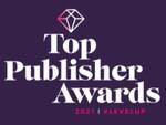 バンナムが日本企業で3年連続トップに 「Top Publisher Award 2021」発表
